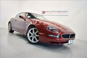 2002 Maserati Coupe for sale in Chantilly, VA