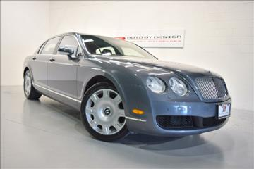 2007 Bentley Continental Flying Spur for sale in Chantilly, VA