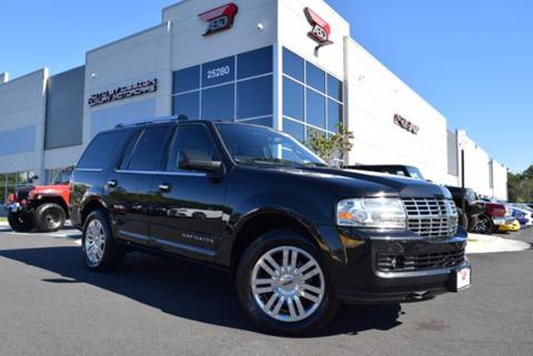 2012 Lincoln Navigator for sale in Chantilly, VA