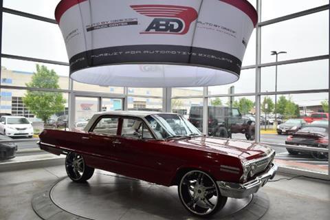 1963 Chevrolet Impala for sale in Chantilly, VA