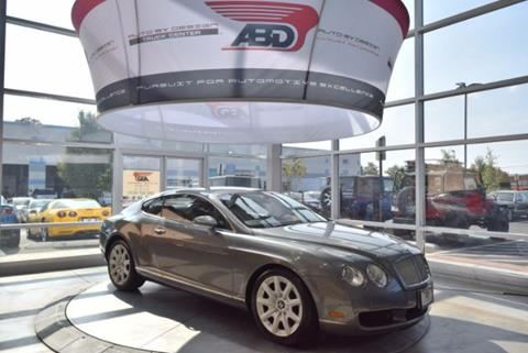 2007 Bentley Continental GT for sale in Chantilly, VA
