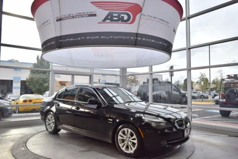 2009 BMW 5 Series for sale in Chantilly, VA