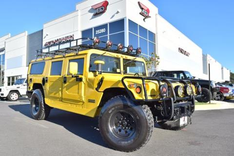 1999 AM General Hummer for sale in Chantilly, VA