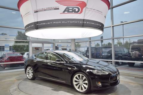 2014 Tesla Model S for sale in Chantilly, VA