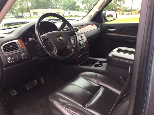 2007 Chevrolet Silverado 1500 LTZ 4dr Crew Cab 4WD 5.8 ft. SB - Davenport IA