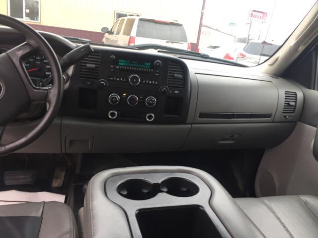2008 Chevrolet Silverado 2500HD 4WD Work Truck 4dr Extended Cab SB - Davenport IA