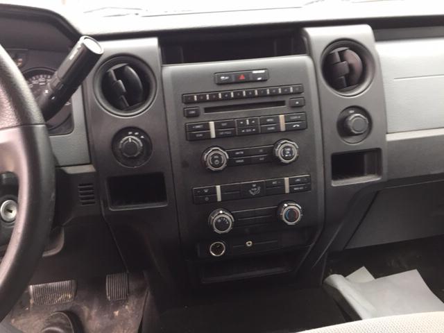 2012 Ford F-150 4x4 STX 4dr SuperCab Styleside 6.5 ft. SB - Davenport IA