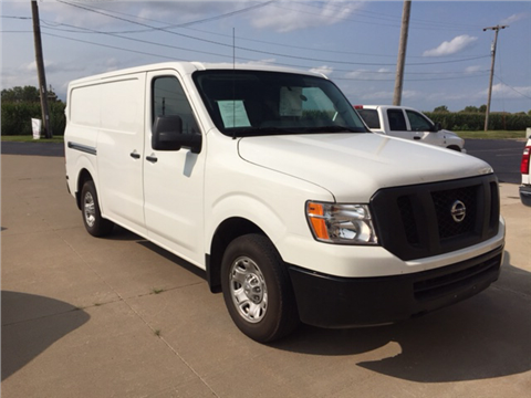 2016 Nissan NV Cargo for sale in Davenport, IA