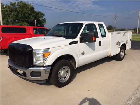 2012 Ford F-250 Super Duty for sale in Davenport, IA