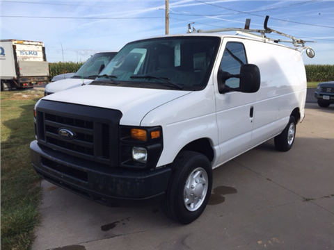 2009 Ford E-Series Cargo for sale in Davenport, IA