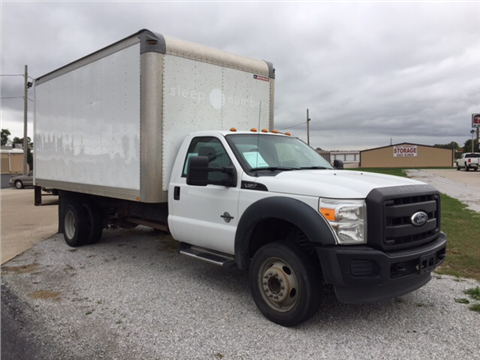 2012 Ford  F-450 for sale in Davenport, IA