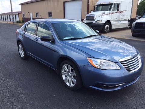 2011 Chrysler 200 for sale in Davenport, IA