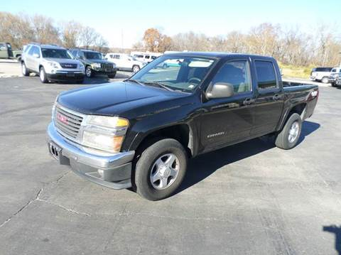 Auto Plaza Farmington Mo >> 2005 GMC Canyon For Sale - Carsforsale.com