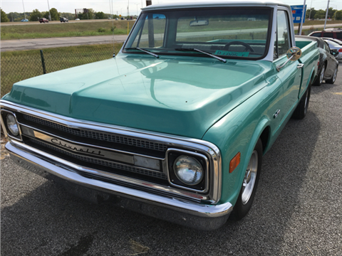 1969 Chevrolet C/K 10 Series for sale in Cahokia, IL