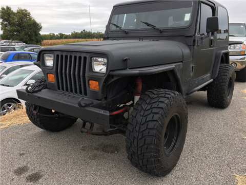1994 Jeep Wrangler for sale in Cahokia, IL