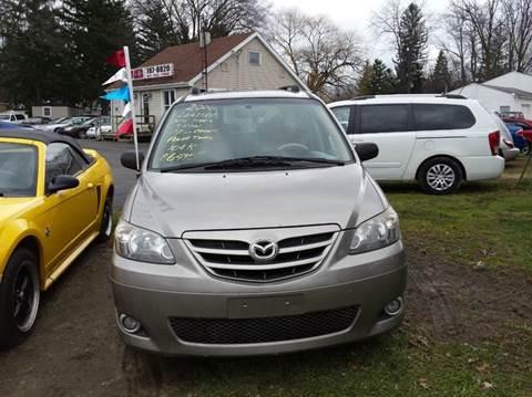 2006 Mazda MPV for sale in Jackson, MI