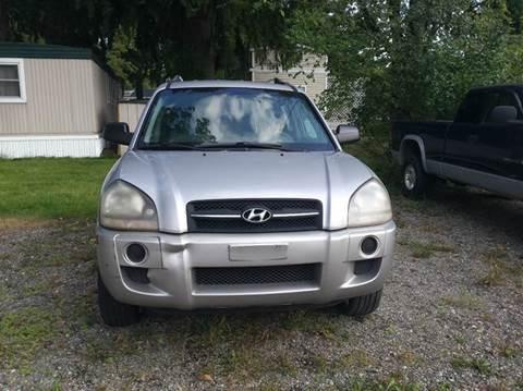 2005 Hyundai Tucson for sale in Jackson, MI