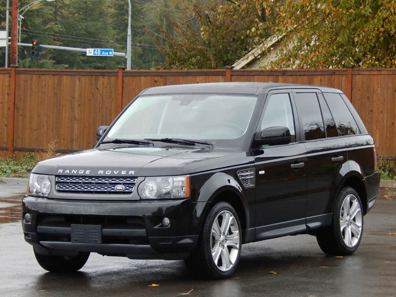 2011 land rover range rover sport 4x4 supercharged 4dr suv in lynnwood wa seattle finest motors. Black Bedroom Furniture Sets. Home Design Ideas
