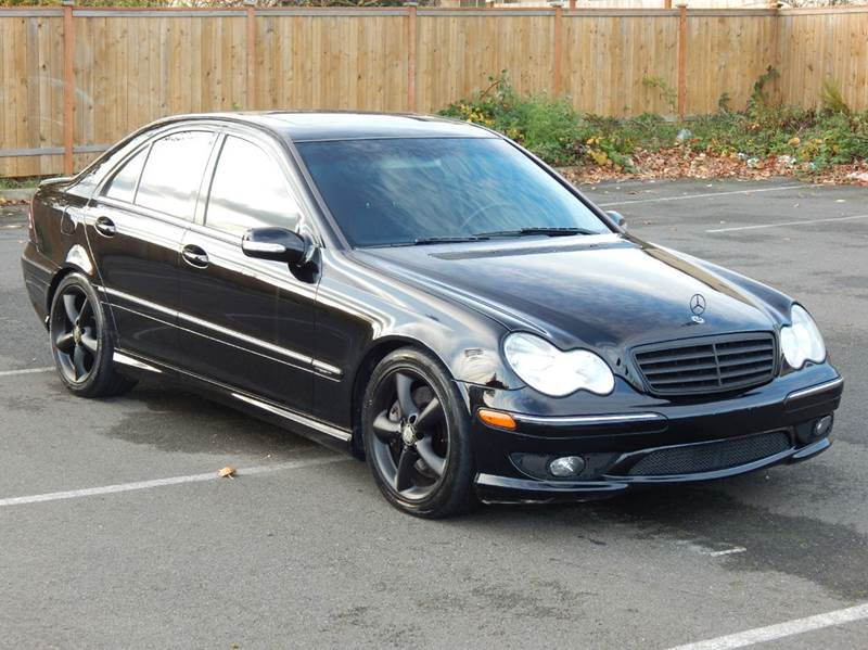 2005 mercedes benz c class c230 kompressor 4dr sedan in lynnwood wa seattle finest motors. Black Bedroom Furniture Sets. Home Design Ideas