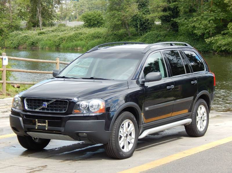 2004 volvo xc90 awd 4dr t6 turbo suv in kenmore wa. Black Bedroom Furniture Sets. Home Design Ideas