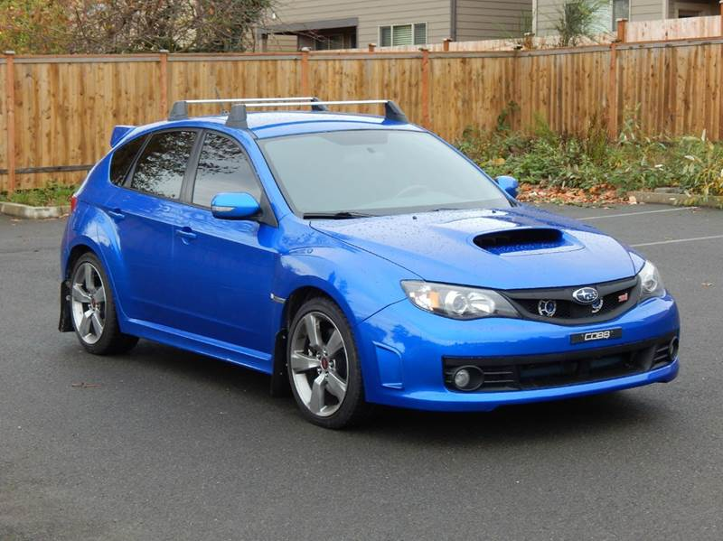 2010 subaru impreza awd wrx sti special edition 4dr wagon. Black Bedroom Furniture Sets. Home Design Ideas