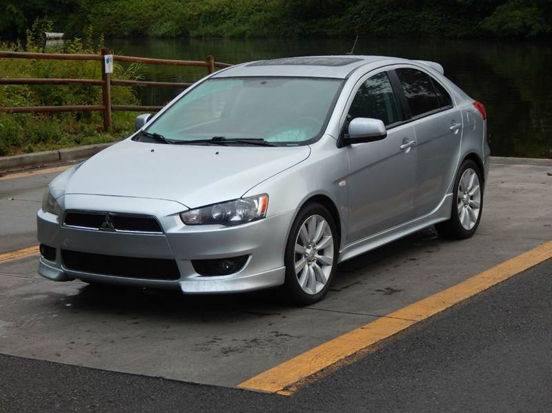 2009 mitsubishi lancer gts 4dr sedan cvt in kenmore wa. Black Bedroom Furniture Sets. Home Design Ideas