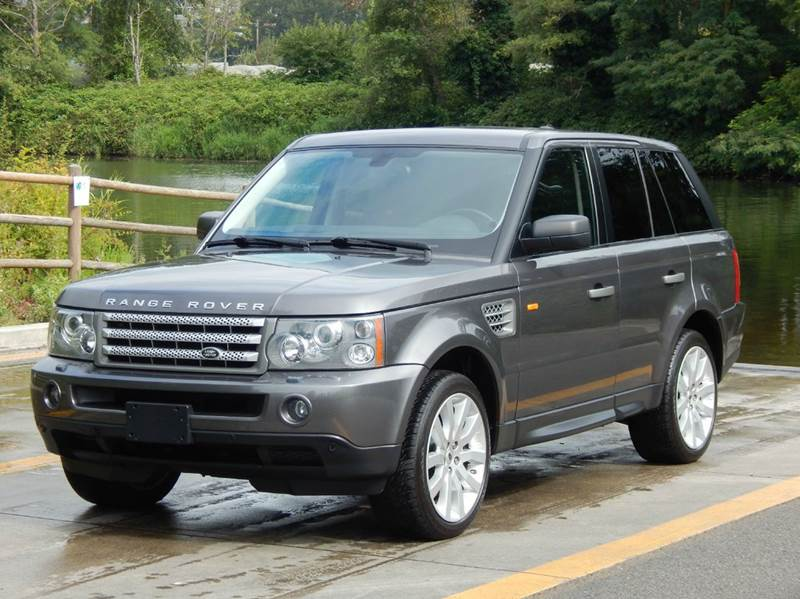 2008 land rover range rover sport 4x4 supercharged 4dr suv in lynnwood wa seattle finest motors. Black Bedroom Furniture Sets. Home Design Ideas