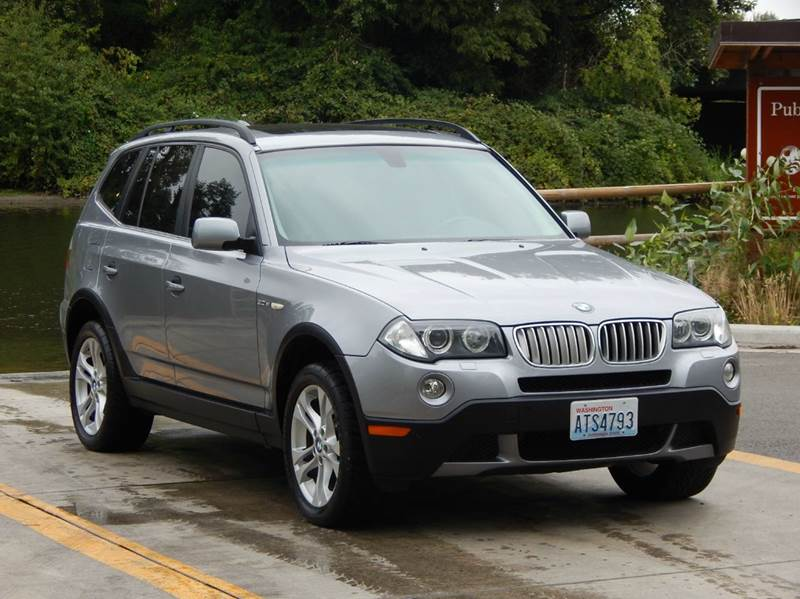 2007 bmw x3 awd 4dr suv in kenmore wa seattle finest motors. Black Bedroom Furniture Sets. Home Design Ideas