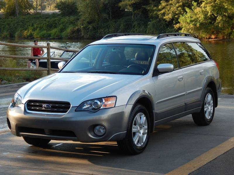 2005 subaru outback awd limited 4dr wagon in lynnwood. Black Bedroom Furniture Sets. Home Design Ideas