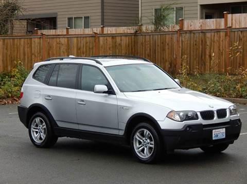 2004 BMW X3 for sale in Lynnwood, WA