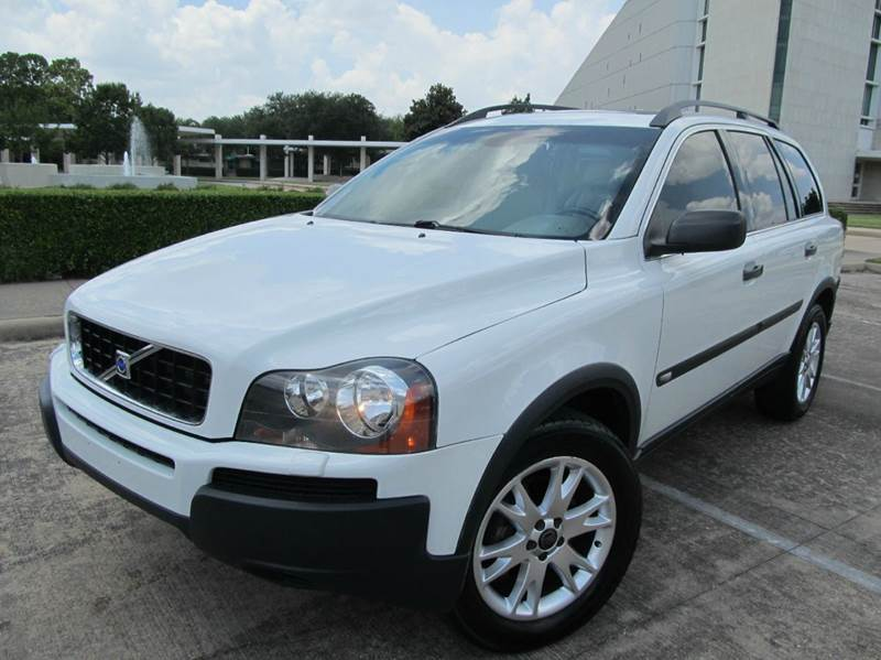 2004 volvo xc90 awd 4dr t6 turbo suv in houston tx. Black Bedroom Furniture Sets. Home Design Ideas