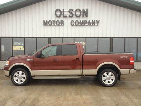 2007 Ford F-150 for sale in Morris, MN