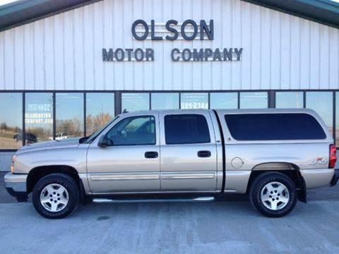 Olson Motor Company Used Cars Morris Mn Dealer