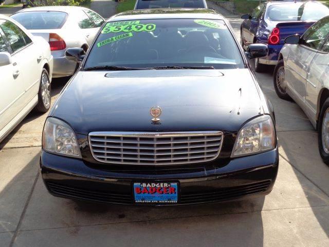 2005 Cadillac DTS