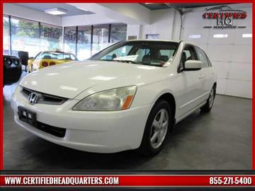 2005 Honda Accord for sale in St James, NY