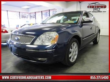 2006 Ford Five Hundred for sale in St James, NY