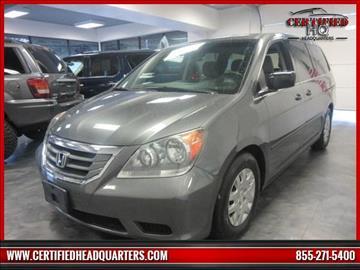 2008 Honda Odyssey for sale in St James, NY