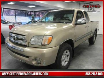 2003 Toyota Tundra for sale in St James, NY