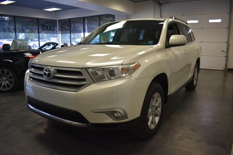 2011 Toyota Highlander for sale in St James, NY