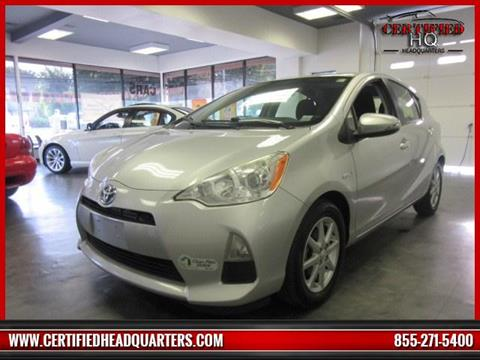 2013 Toyota Prius c for sale in St James, NY