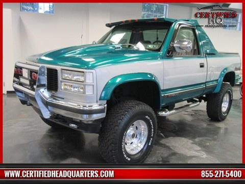 1994 GMC Sierra 1500 for sale in St James, NY