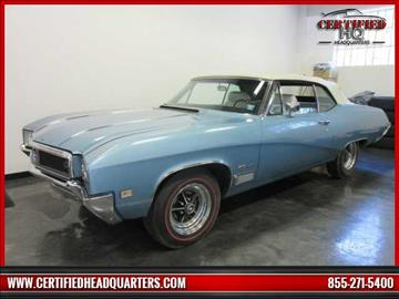1968 Buick Gran Sport for sale in St James, NY