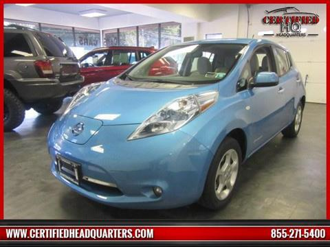 2011 Nissan LEAF for sale in St James, NY