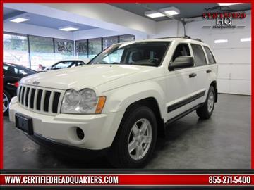2005 Jeep Grand Cherokee for sale in St James, NY