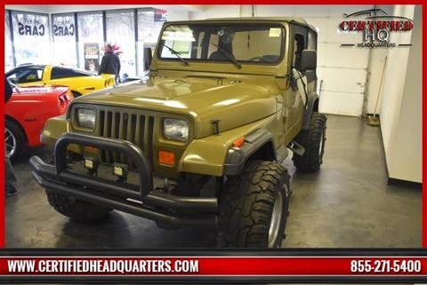 1993 Jeep Wrangler for sale in St James, NY