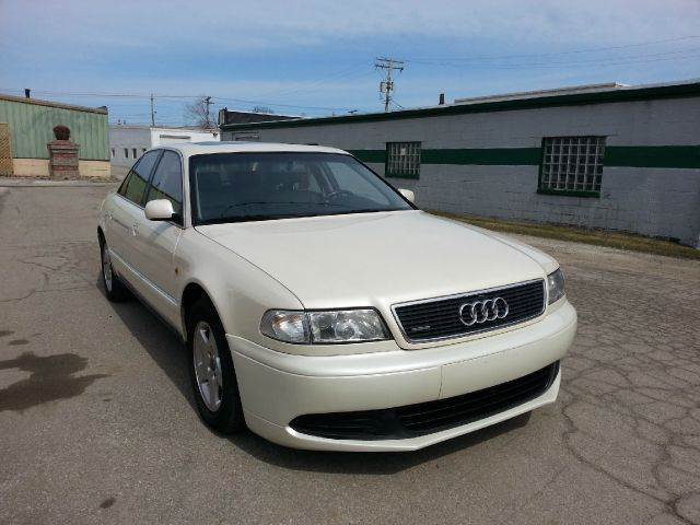 Used 1998 Audi A8 For Sale