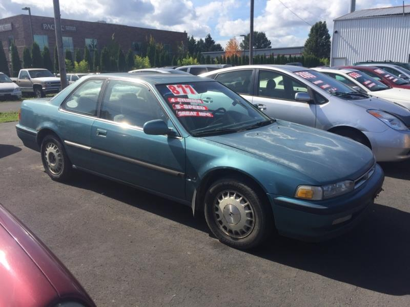 1990 Honda Accord Ex 2dr Coupe In Longview Wa Karz N More