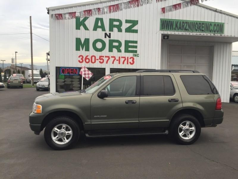 2004 Ford Explorer XLT 4WD 3rd Seat