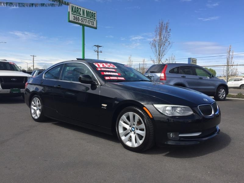 2011 bmw 3 series 328i xdrive coupe sulev