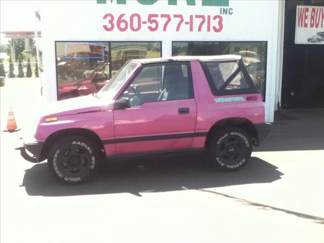 1994 Geo Tracker for sale in Longview WA
